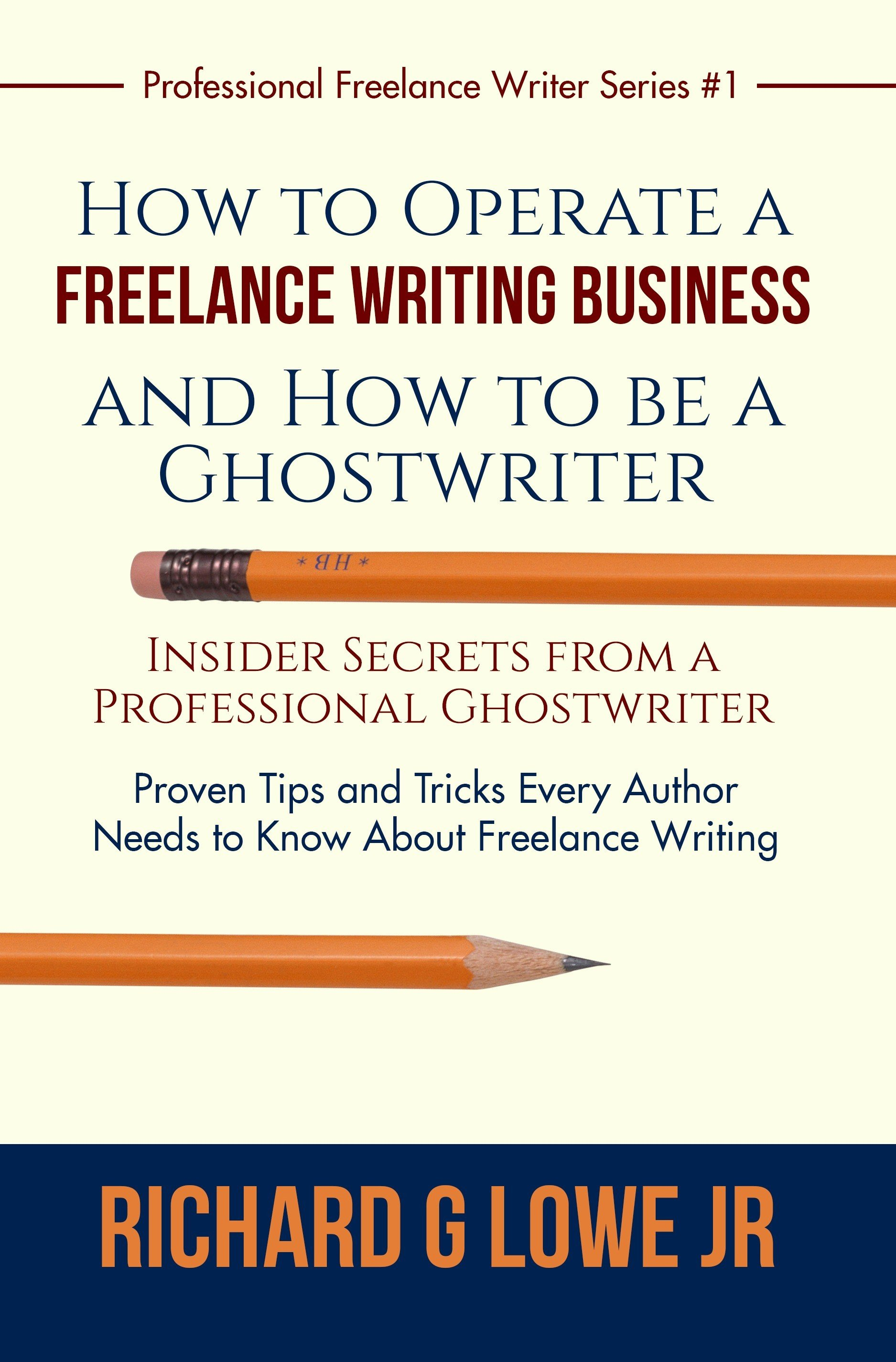 business arrange authors freelance