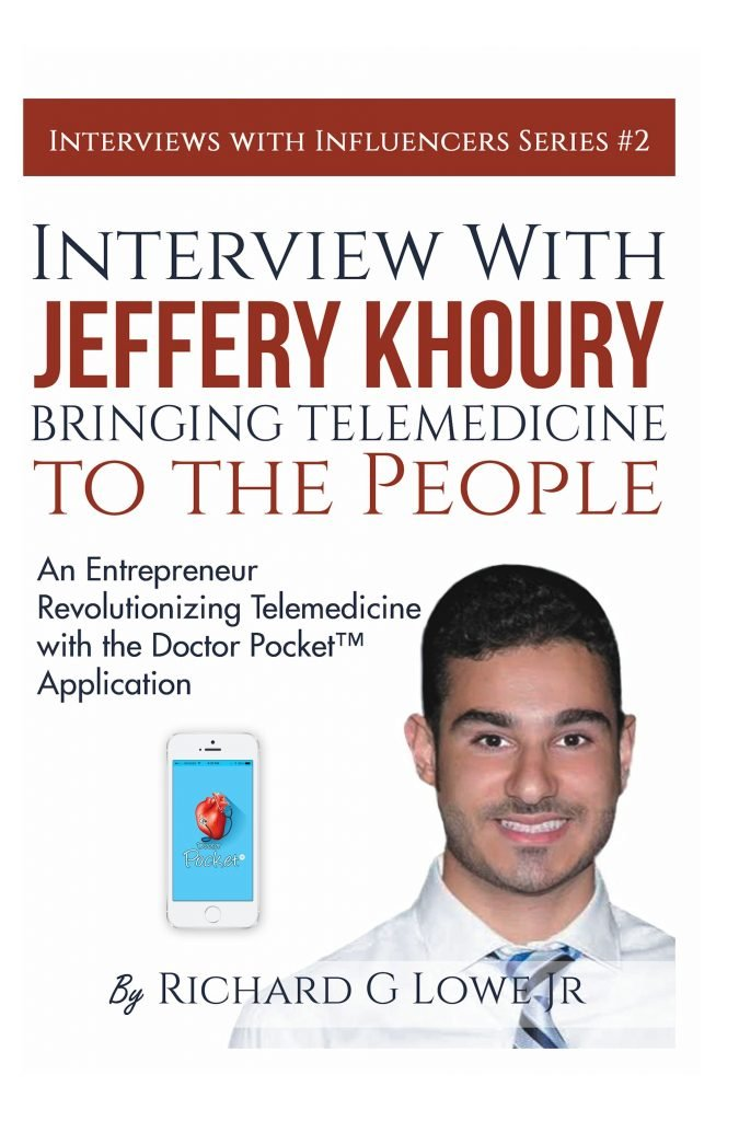 Interview with Jeffery Khoury, Bringing Telemedicine to the People