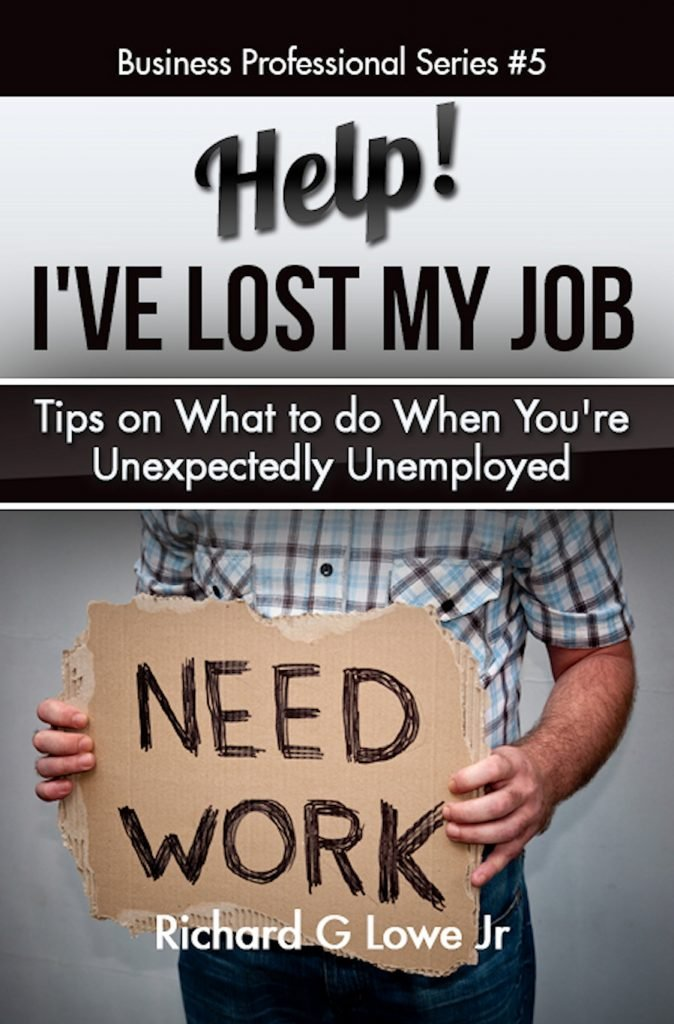 Help! I've Lost My Job