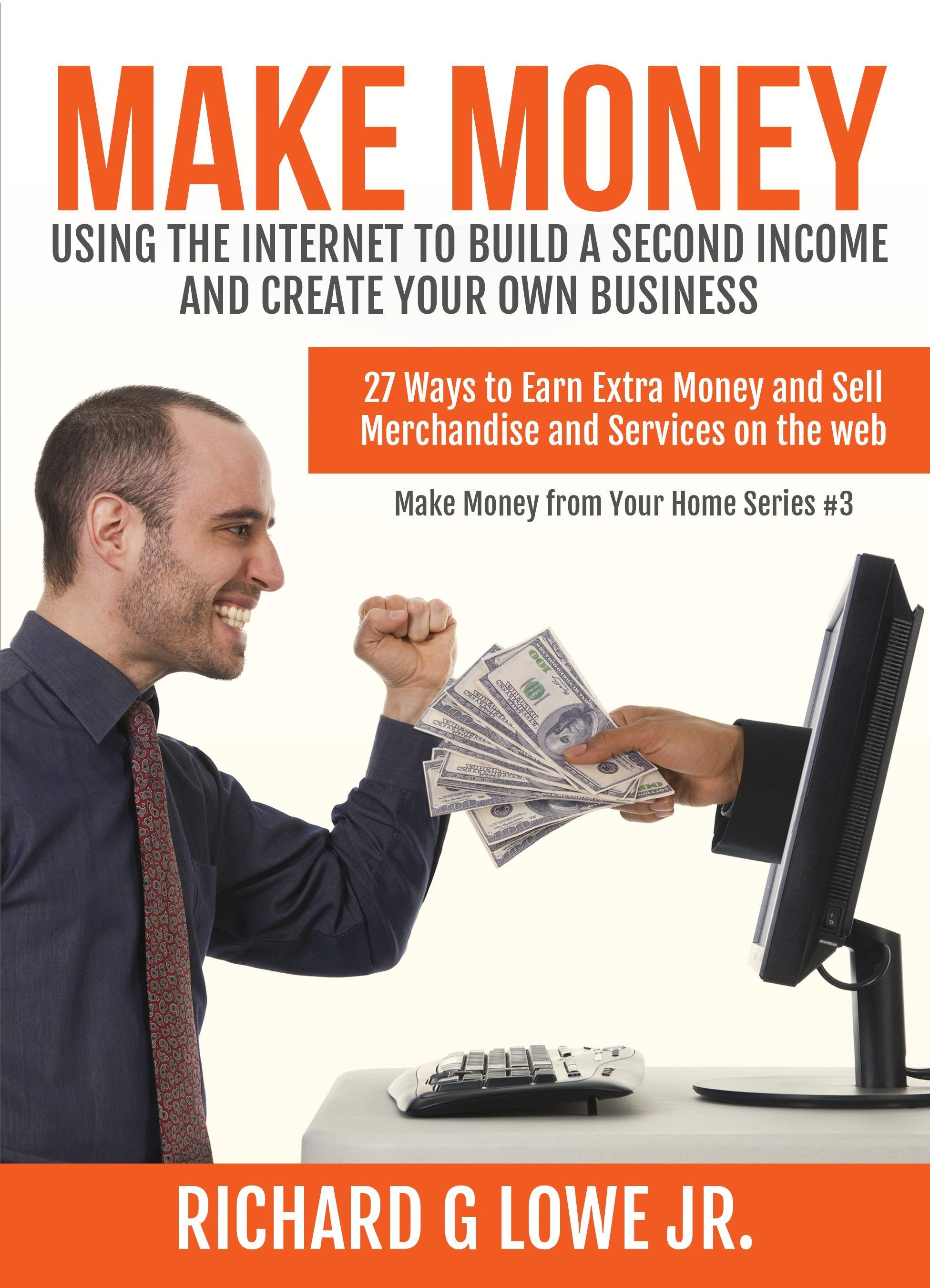 Make money using the internet to build a second income and for Design your own commercial building