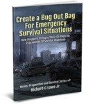 Create a Bug Out Bag for Emergency Survival Situations