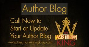 Every Author Needs a Blog to Display their Books, Show off Their Talents and Build their brand
