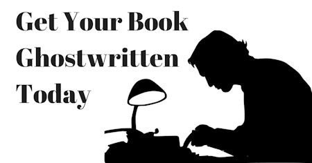 Get Your Book Ghostwritten Today small