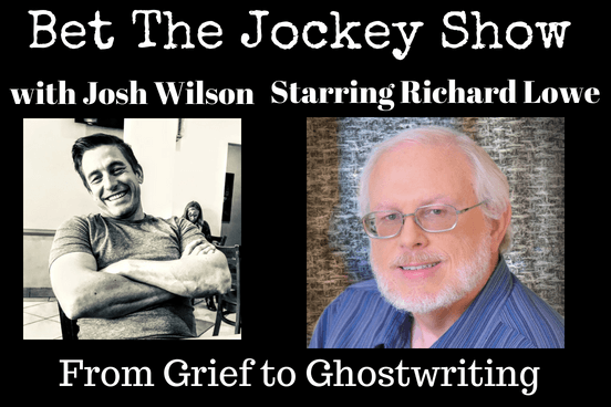 From Grief to Ghostwriting [Interview and podcast]