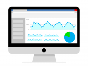Use Google Analytics for your Author Blog to be able to find out what is happening